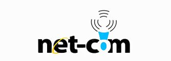 NET-COM Logo